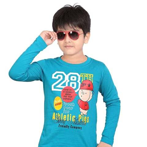 Stylish t shirt for boys 2014