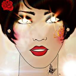 freetoedit makeup lipstick eyeline eyelashes