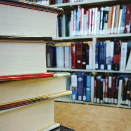 interior inside books library