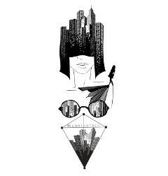 sunnyhopper artwork digitalart pencilart blackandwhite