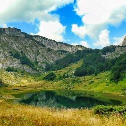 mountains lake landscape nature naturephotography