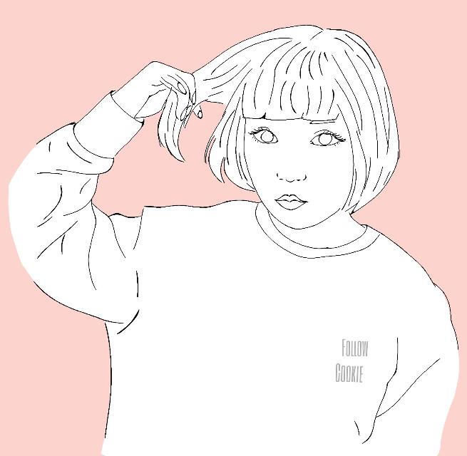 #FollowCookie #people #Asiangirl #Japanese #draw #selfie 🎀
