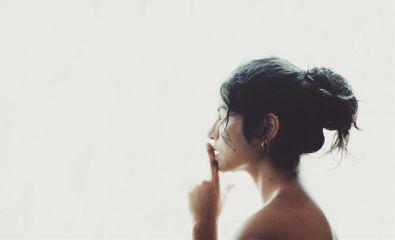 freetoedit cute emotions blackandwhite photography