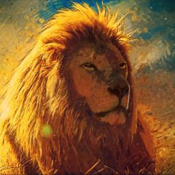 lion beautiful instaart instaartsy instaartwork