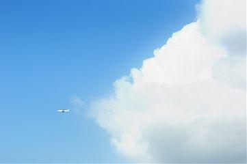 freetoedit art airplane cloud photography