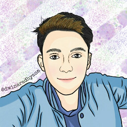 outline art face madewithpicsart drawing freetoedit