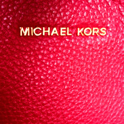 freetoedit interesting michealkors red leather