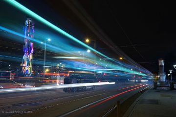 nightphotography night longexposure light lighttrail