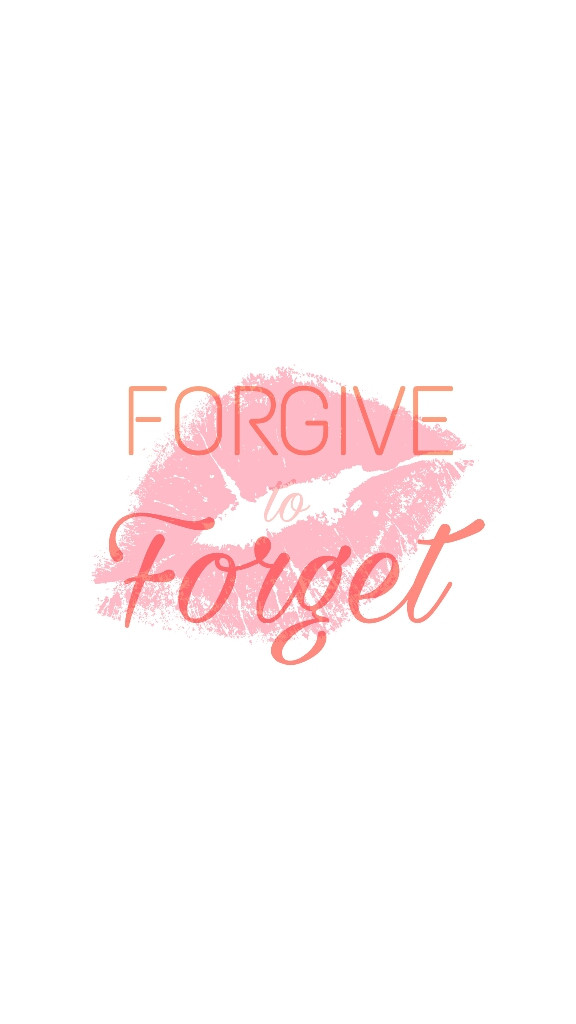 #forgivetoforget #lips #quote #background #white #red #FreeToEdit