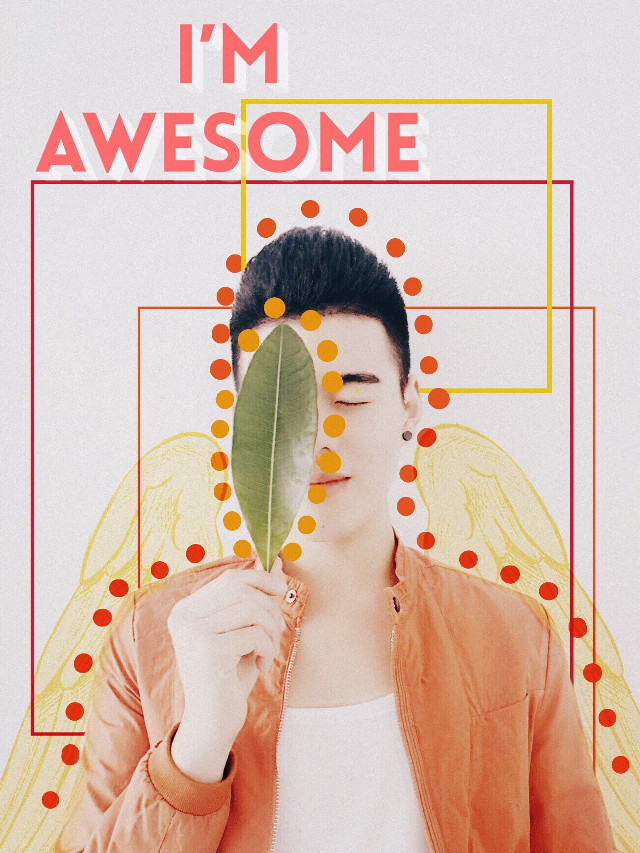 #FreeToEdit Look @dimuvi :) I added the I'm awesome sticker, because I think that you're awesome !!! Your edit is just amazing ;)