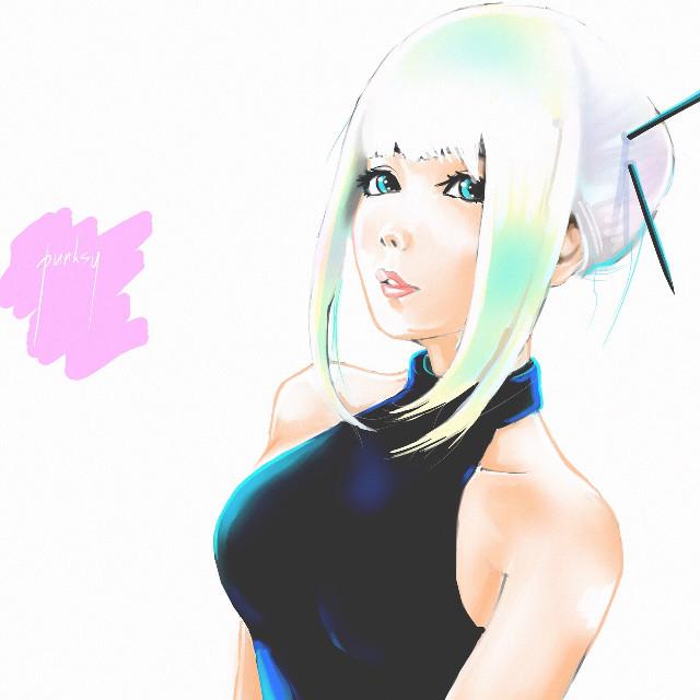 Out of time. #original #manga #popart #synthpop #comics #fashion #fate #anime