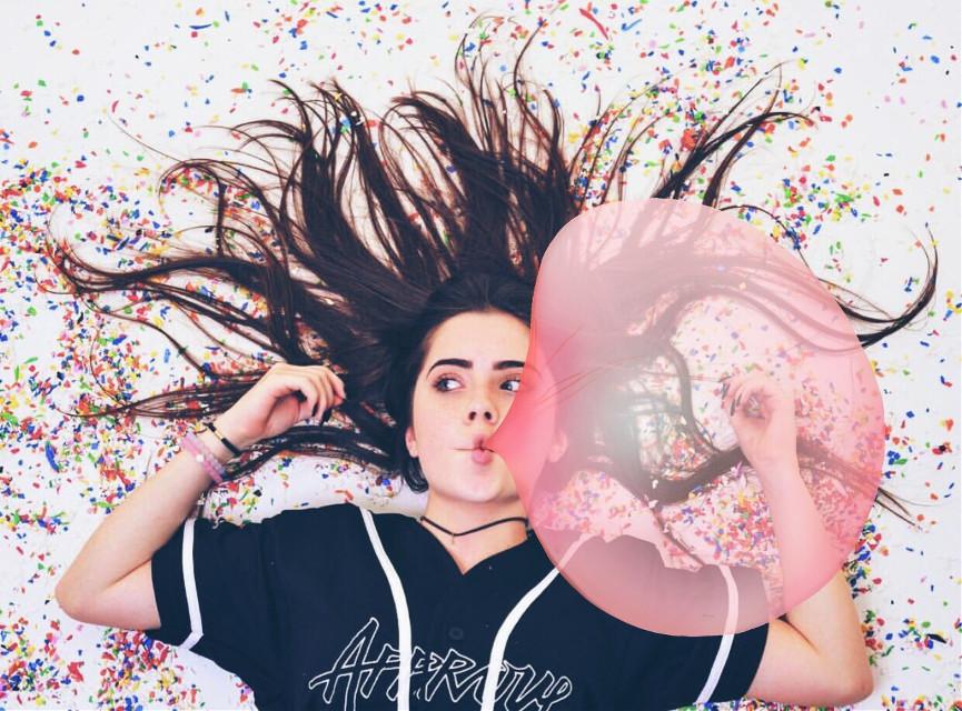 #FreeToEdit  #bubblegum  #funny #gum  #simpleedit