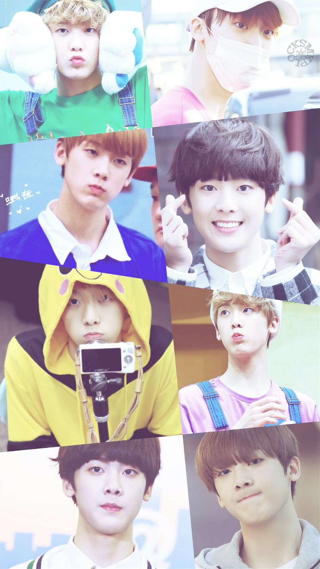 Sanha Astro Kpop Lockscreen Wallpaper